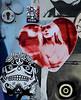 streetart in amsterdam (wojofoto) Tags: ndsm amsterdam nederland netherland holland graffiti streetart wojofoto wolfgangjosten stickers stickerart sticker wojo