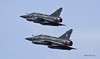 Dassault Mirage 2000D n° 677 ~ 3-JT  & n° 638 ~ 3-IJ  Armée de l'air (Aero.passion DBC-1) Tags: meeting tours 2005 dbc1 david biscove aeropassion avion aircraft aviation plane airshow dassault mirage 2000 ~ 3jt armée de lair 3ij