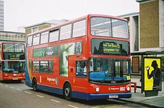 Selkent-17582s-LV52HFP-Croydon-111103a (Michael Wadman) Tags: lv52hfp dennistrident route75 croydon selkent