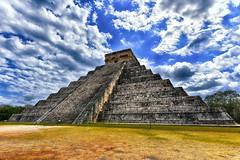 El Castillo, Kukulkan Chichén Itzá (cracrunch) Tags: elcastillo chichénitzá mexico pyramid maya tamron1530mmf28 tourisme