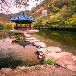 Feather pavilion - South Korea - Travel photography thumbnail