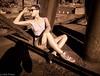angles (robpolder) Tags: 2017 hana model infrared goudasfalt swimsuit bodysuit