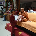 BEST STUDENT OF THE YEAR OF SGIS AWARD ~ 2017-18  -  Junior