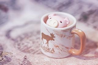 77/365 : Tiny Mug