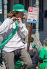 Unicycle Piper (myaarhkoo1) Tags: newport rhodeisland stpatricksdayparade parade newengland usa woman unicycle music musician event people activities