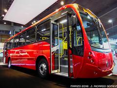 BECCAR URVIABUS G3 VOLKSBUS (ALFA_07) Tags: beccar volksbus volkswagen urviabus g3 cdmx exposantafe expoforo2018