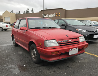 Chevrolet Sprint (AJM CCUSA)