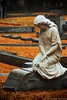 Prayer IMG_4009-2 (matwith1Tphotography) Tags: matwith1t canon eosdigitalrebel statue prayer glenwoodcemetery 7dwf 7dwfctt