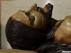 88 Cristo del Santo Sepulcro (ASpepeguti) Tags: olympusomdem1 zd1454mm zd40150mm zdmmf3 viltrox cuaresma2018 málaga malaga aspepeguti andalusia andalucia alandalus españa spai spain