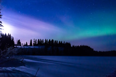 IMG_0170 (Marko Pennanen) Tags: aurora auroraborealis huhtilampi joensuu night nightphotography nightsky northernlights revontuli tohmajärvi valkeasuo yö yötaivas