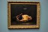 """""""Die leere Flasche"""" / Gemälde von Theodule Ribot, zwischen 1876-81 (S. Ruehlow) Tags: museum städelmuseum städel museumsufer schaumainkai frankfurt sachsenhausen gemälde dieleereflasche ribot theoduleribot"""