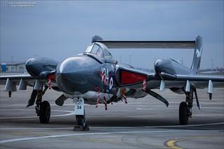 de Havilland Sea Vixen FAW.2 - XP924 - G-CVIX