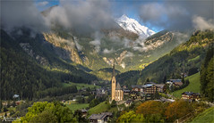 Under the Grossglockner, Austria (AdelheidS Photography) Tags: adelheidsphotography adelheidsmitt adelheidspictures austria heiligenblut church mountain grossglockner canoneos6d canonf4l2470mm alps alpine