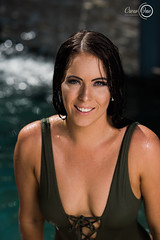 Leah (Crew One Photography) Tags: pool modelphotography photographer maxim gladstonephotographergladstone swimsuit nikon centralqueensland bikini model godox d810 leah cq