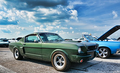 1965 Ford Mustang (Chad Horwedel) Tags: 1965fordmustang fordmustang ford mustang classic car hrpt17 bowlinggreen
