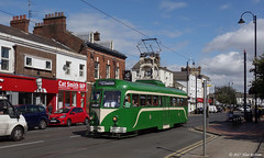 2017-08-27 b 623 Fleetwood (Blackpooltrams) Tags: blackpool tram heritage brush 623 fleetwood