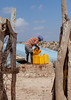 Somali man collecting water in a well, Dhagaxbuur region, Degehabur, Somaliland (Eric Lafforgue) Tags: africa africanethnicity blackethnicity climate climatechange container degehabur developingcountry drought eastafrica emergenciesanddisasters environment exterior extremeweather fulllength hornofafrica jerrycan man men muslim naturaldisaster oneadultonly onemanonly oneperson outdoors ruralscene socialissues soma5285 somali somalia somaliland unrecognisablepeople vertical weather well yellow dhagaxbuurregion