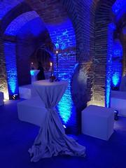 "Groppoli_uplights_blu_arredo_wedding_interno • <a style=""font-size:0.8em;"" href=""http://www.flickr.com/photos/98039861@N02/41232658692/"" target=""_blank"">View on Flickr</a>"