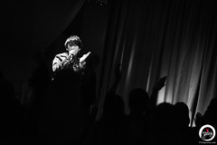 Satsuki live in Berlin (7716galaxy) Tags: satsuki japanese music musician rock concert live blackandwhite berlin vocal marieantoinette highfeel black backlight lights white artist germany eutour europe