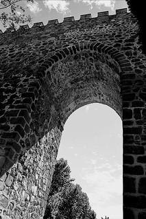 Arco de muralla.