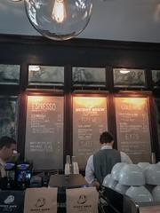 Buddy Brew Coffee (awdylanis) Tags: tampa florida fl ilovefl coffee buddybrew buddybrewcoffee espresso latte americano dog cups light lightbulb cold brew coldbrew eats oxfordexchange brewed juice chalkboard dailyspecials