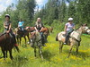 Gunflint Trail Trip (Pictures by Ann) Tags: annbancroftfoundation grant award gunflint gunflintlodge horseback riding horsebackriding equine halfday fun adventure ride trail wooded forested forest woods trails explore exploration horse horses sophia ann me