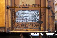 Boxcar Jiem (Hunter Photography !) Tags: freight train graffiti moniker benching hunterphotography