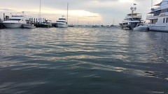 Supper At Sea Level (Art of MA Foto Stud) Tags: artblackburn newport ocean harbor rhodeisland boats marina sealevel yacht