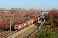 CP 4701 + 4715 (Nelso M. Silva) Tags: cp 4700 medway teco linha norte siemens comboio mercadorias aguim