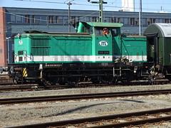 106 006 auf Rangierfahrt (Thomas230660) Tags: dresden eisenbahn dampf dampflok steam steamtrain sony