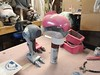 Goofy Little Robot Mockup (thorssoli) Tags: mouser droid prop puppet ninjaturtles tmnt replica
