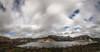 Los Barrios de Luna. (Amparo Hervella) Tags: embalsedelosbarriosdeluna león españa spain naturaleza agua nube nieve panorámica largaexposición d7000 nikon nikond7000