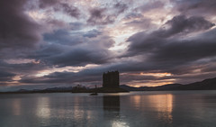 The Castle Stalker  . (AlanHowe :)) Tags: check out favorites castle stalker real