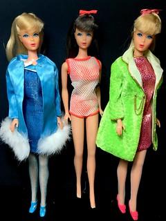 Beautiful Blues TNT Barbie