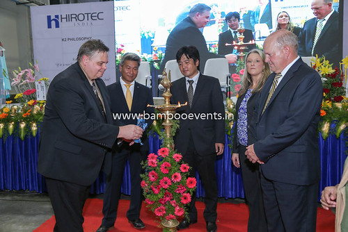 "Hirotech India Factory Launch • <a style=""font-size:0.8em;"" href=""http://www.flickr.com/photos/155136865@N08/41492277781/"" target=""_blank"">View on Flickr</a>"