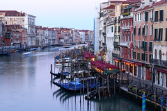 Early morning on Canal Grande, Venice (Frans.Sellies) Tags: img5730 venice venedig italia italy