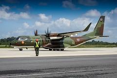 Royal Thai Army CASA C295W #16150 (Sirakrit M.) Tags: aircraft airbusdefence thaiarmy thailand military aviationphotography c295w casa aviation