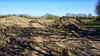 Footpath (Rhubus) Tags: waste mud soil oily slurry heaps tip illegal closed crazy