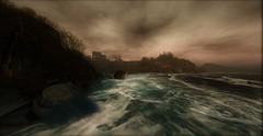 Isle of May Sea and Sky (serene.dean) Tags: isle may secondlife