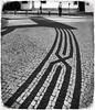 Lines (kurtwolf303) Tags: madeira lines streetphotography funchal urban man mann person strase monochrome vignette portugal bw sw blackwhite perspektive olympusem1 omd microfourthirds systemcamera mft kurtwolf303 micro43 urbanlifeinmetropolis mirrorlesscamera topf25 unlimitedphotos urbanarte