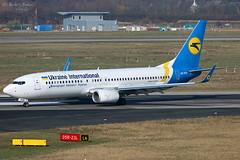 Ukraine International Airlines (ab-planepictures) Tags: dus eddk düssledorf flugzeug flughafen aviation airport aircraft plane planepicture