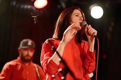 Kat Frankie (mattrkeyworth) Tags: katfrankie cairo würzburg cairowürzburg sonya7riii ilce7r3 badbehaviour badbehaviourtour concert konzert music musik sel85f14gm