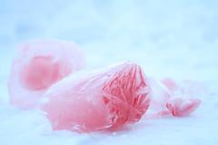 Ice Crystals (arcticbramble) Tags: ice jää snow lumi winter talvi
