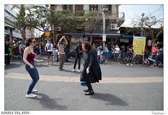 Simply Tel Aviv (Raul Kraier) Tags: telaviv dancing streets rithm jazz feast