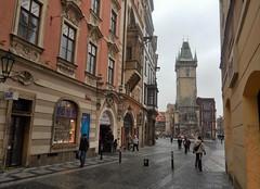 A once-simpler city (yon_willis) Tags: praha českárepublika staroměstskénáměstí staroměstskáradnice česko staréměsto prague czechrepublic oldtown europe oldtownsquare 2014 landmark streetscene