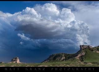 Convection over the Bluffs