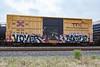 (o texano) Tags: houston texas graffiti trains freights bench benching voyer bogus cdc