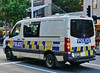 Police Volkswagen Crafter (CR1 Ford LTD) Tags: police policevan newzealandpolice policevolkswagen volkswagencrafter volkswagen paddywagon aucklandpolice queenstreet aucklandcity auckland newzealand
