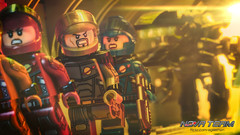 The Better Part of Valor (Agaethon29) Tags: lego afol legography brickography legophotography minifig minifigs minifigure minifigures toy toyphotography macro cinematic 2018 legospace neoclassicspace spaceman classicspace space scifi sciencefiction ncs novateam customminifigure moc alien aliens blacktron