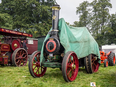 Shrewsbury steam rally 2017 (Ben Matthews1992) Tags: shrewsbury steam rally 2017 august salop shropshire england britain old vintage historic preserved preservation vehicle transport classic agricultural general purpose traction engine foster winnie ma5730